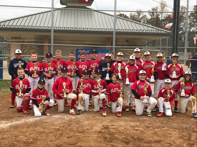 Stafford Fall Festival Champion and Runner-Up (10U) - Fall 2017