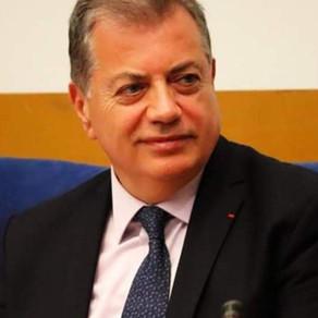 Fadi Comair, diplomate hydraulique, parrain pour la paix