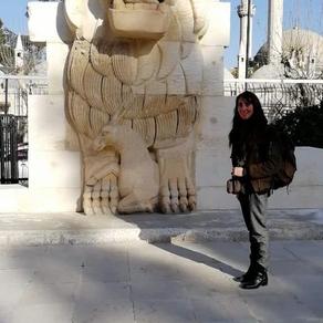 L'espoir du Lion d'Allât-Athéna restauré
