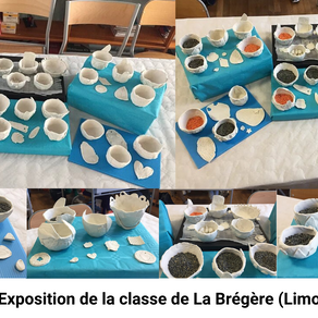 Atelier culinaire : quand la céramique rapproche Limoges de l'international