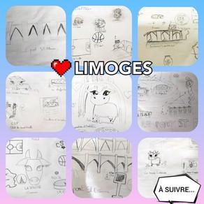 ✏ Limoges sort les crayons pour parler patrimoine ✏