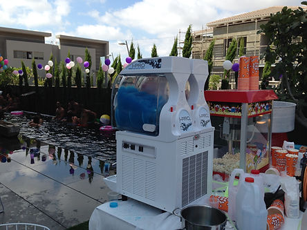 מכונות ברד לכל אירוע