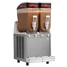 להשכרה מכונת ברד עם 2 ראשים הכנת ברד או אייס קפה