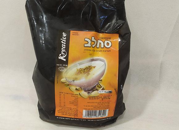 אבקה להכנת סחלב חם