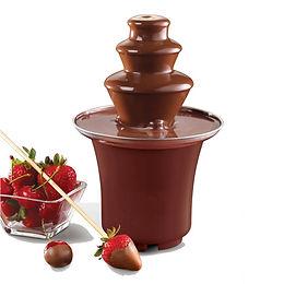 מפל שוקולד להשכרה