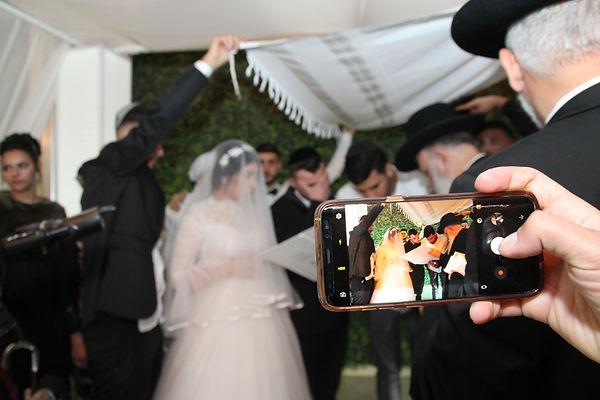 מגנטים לחתונה בחוויה מתוקה