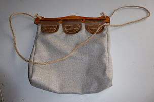 Hedeby Style Viking Bag