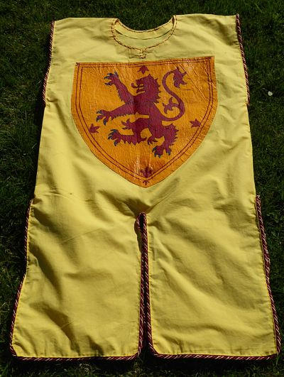 King of Scots Surcoat