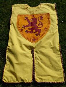 King of Scots Surcoat