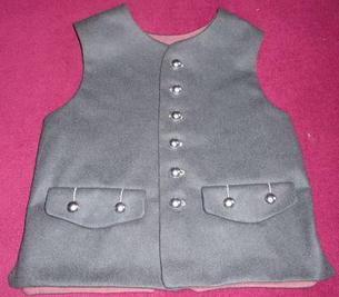 Waistcoat for Jacobites/Pirates