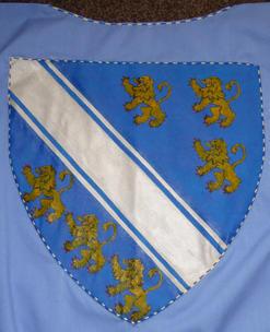 Henry De Bohun Surcoat