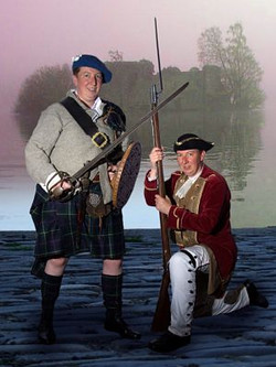 Jacobites, the '45 & Culloden / Highland Clearances