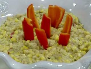 Confetti Creamed Corn