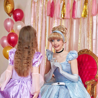 Toronto Cinderella Party, Toronto Princess Parties, Magic At My Door, Toronto Princess Birthday Party
