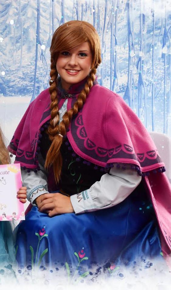 Anna (Winter Dress)
