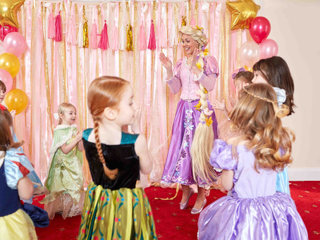Planning The Perfect Princess Party