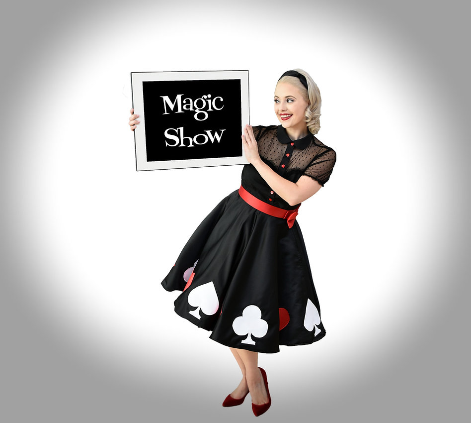 Magic Mel- Magician for kids party