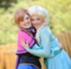 Princess Party, Childrens party, Elsa and Ann Party, Frozen party, frozen party norfolk, Anna party norfolk, Elsa party norfolk, Double character parties, uk's childrens party, character visits, Snow sister parties, Magical princess parties