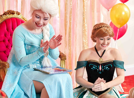 (Cont.) Planning The Perfect Princess Party!