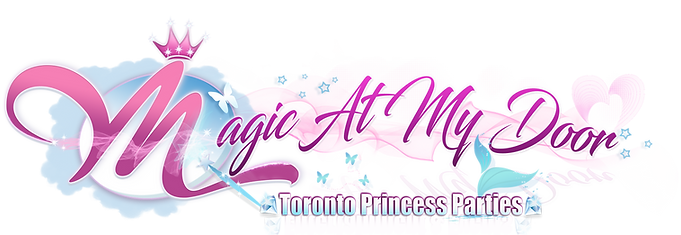 Toronto Princess themed Party, Toronto Princess Parties, Magic At My Door, Toronto Princess Birthday Party