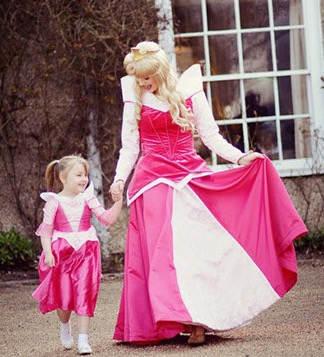 Toronto Sleeping Beauty Aurora Party, Toronto Princess Parties, Magic At My Door, Toronto Princess Birthday Party