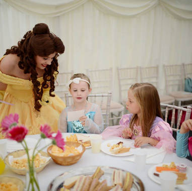Toronto Belle Party, Toronto Princess Parties, Magic At My Door, Toronto Princess Birthday Party