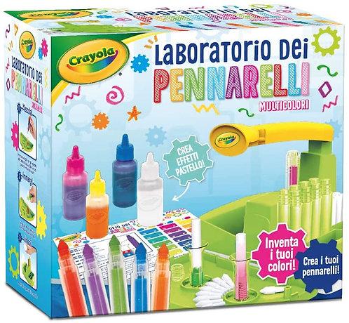 CRAYOLA- Laboratorio dei Pennarelli Multicolori, 25-5960