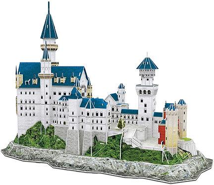 CubicFun Puzzle 3D Castello di Neuschwanstein Germania Kit di Modellismo