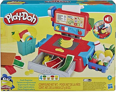 Hasbro Play-Doh - Il Registratore di Cassa Playset con Suoni Divertenti
