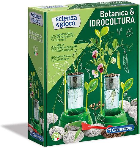 Clementoni - 19151 - Scienza E Gioco - Botanica & Idrocoltura - Made In Italy -