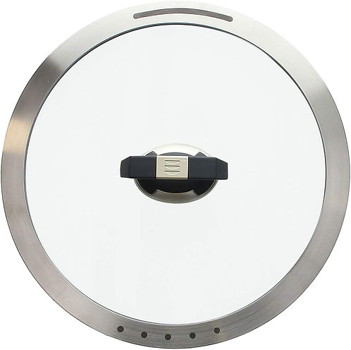Tognana Italika Coperchio, Alluminio, 24 cm