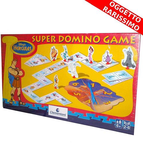 Hercules Super Domino Game Rarissimo Gioco Da Tavola Vintage