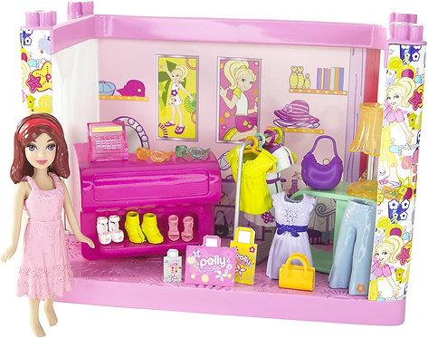 Mattel - N7259 - I Negozi di Polly