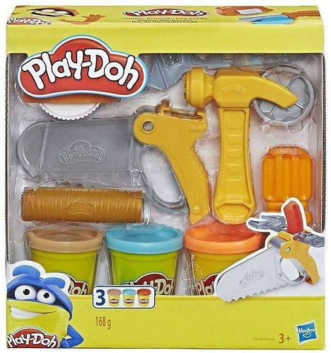 Play-Doh Toolin Around Set, Set di attrezzi