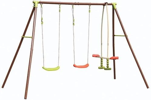 Colibri 01518003 Trio Swing, Dimensioni: 269 x 153 x 195 cm, Multicolore