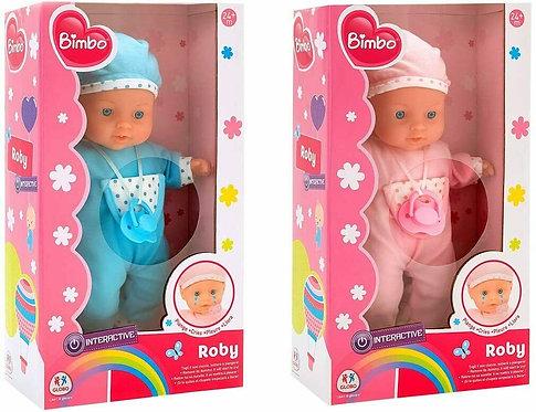 Globo Bambole Collezionabili, Multicolore, 39072