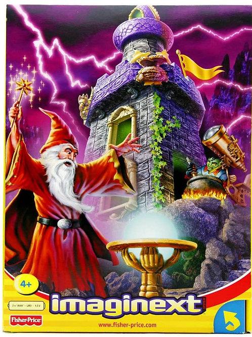 Mattel Fisher-Price Imaginext La Torre del Mago Giocattolo Prima Infanzia