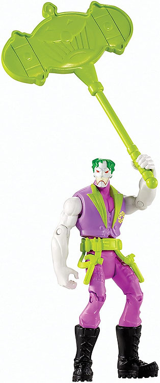Batman Unlimited: Hyper Hammer The Joker Action Figure by Mattel