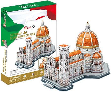 Cubic Fun- Puzzle 3D modellino Souvenir, MC188h