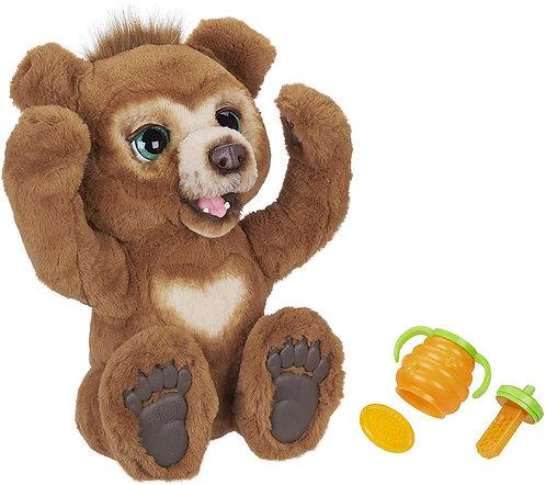 Hasbro FurReal-Cubby Il Mio Orsetto Curioso (Peluche Orso Interattivo