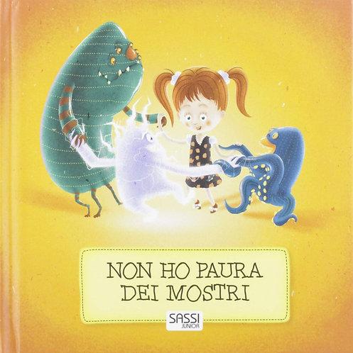 Non ho paura dei mostri. Ediz. a colori (Italiano) Cartonato