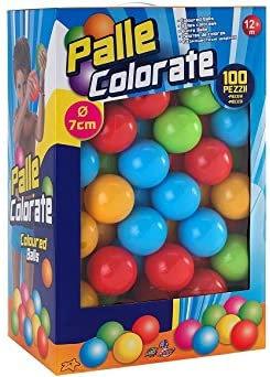 Globo Giocattoli 40309 7 cm Summer Palline Colorate (Pezzi)