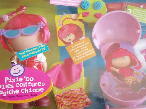 Pixie'do bambolina - disegna la faccia Mattel - stampini e pennarelli inclusi