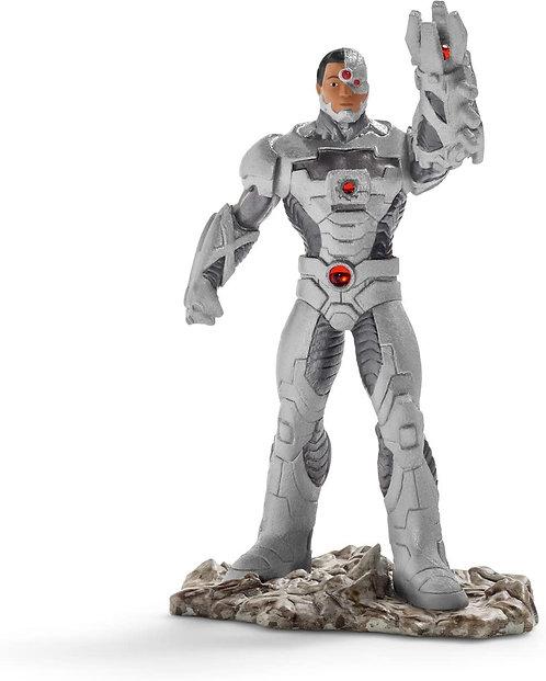Schleich- Cyborg Figurine, Colore Come da Originale, Dipinto a Mano, 22519
