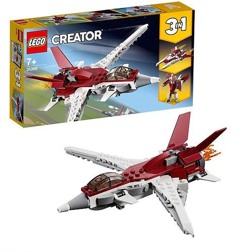 LEGO Creator Aereo futuristico, 31086