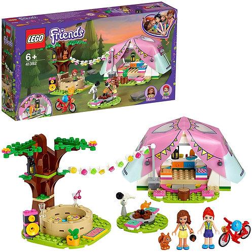 LEGO Friends, Il Glamping nella Natura, Parti con Mia e Olivia, 41392