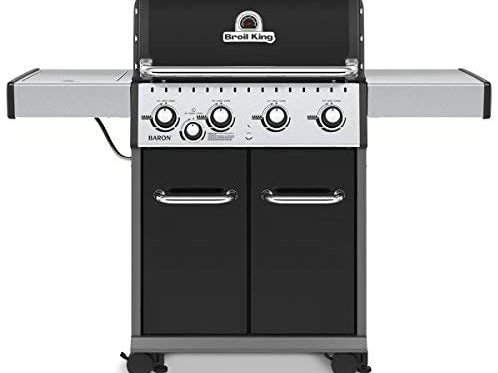 Broil King Barbecue a Gas Baron 440 2020