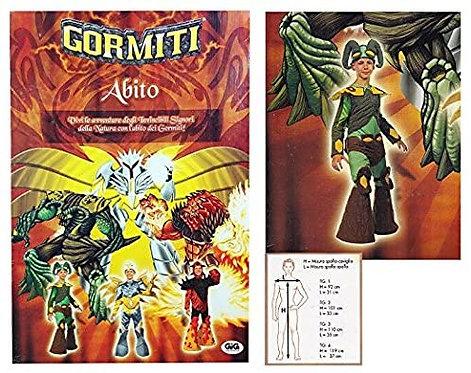 GIG Costume Gormiti Grandalbero Vestito Carnevale Taglia 1