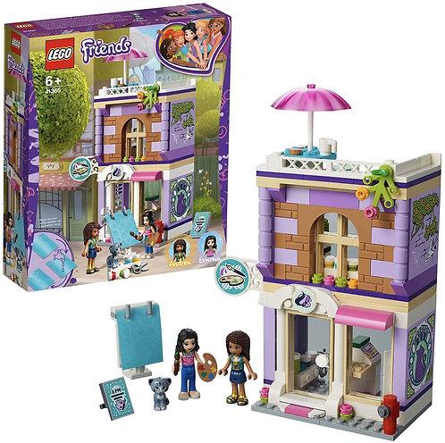 LEGO Friends - Lo studio artistico di Emma, 41365