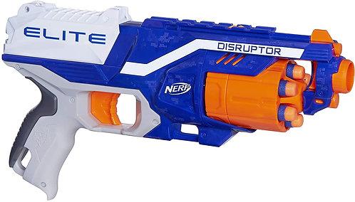 Nerf Elite - Disruptor (blaster con dardi per bambini da 8 anni in su)